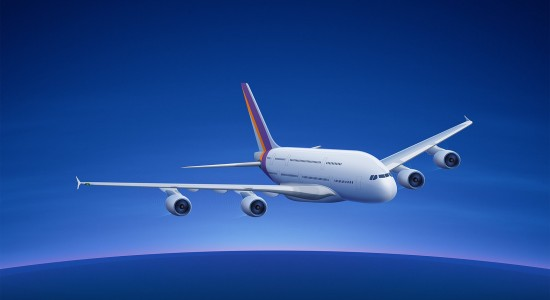 Airbus A380 wallpaper