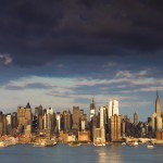 High resolution city wallpaper