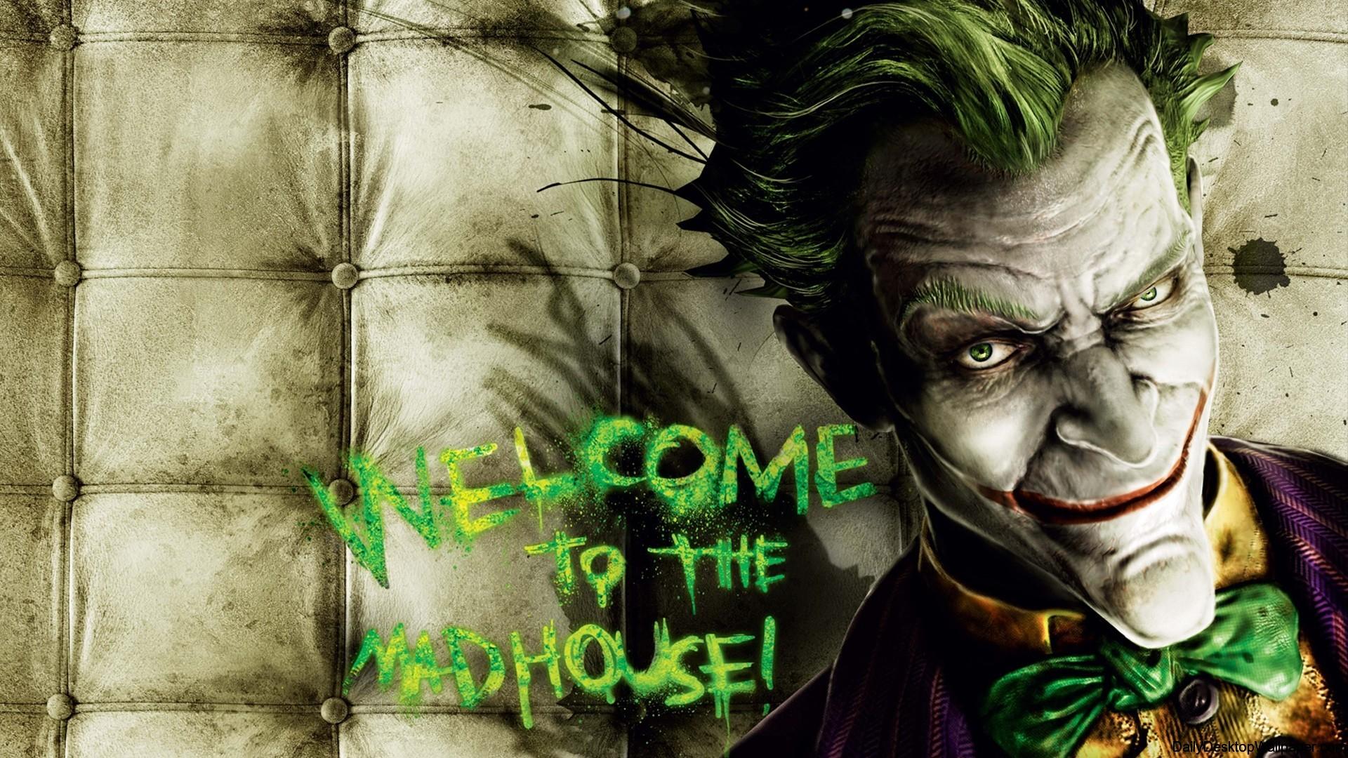 Batman arkham asylum x hdtv p HD wallpaper