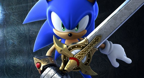 Sonic and the black knight  x  widescreen high resolution wallpaper