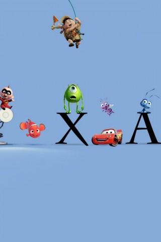 Pixar Logo Wallpaper Hd Wallpapers