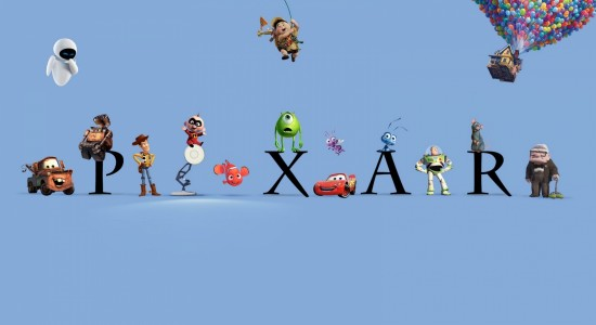 Pixar logo wallpaper