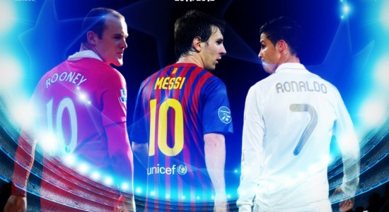 Champions League 2011-2012 Wallpaper