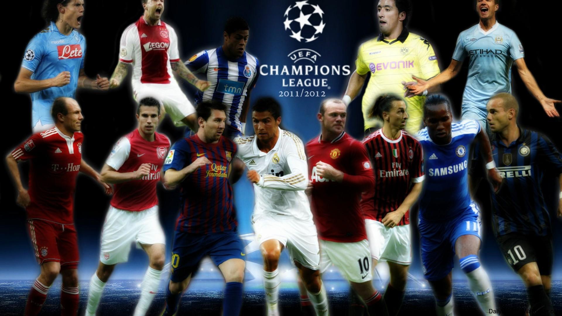 Champions League Wallpaper