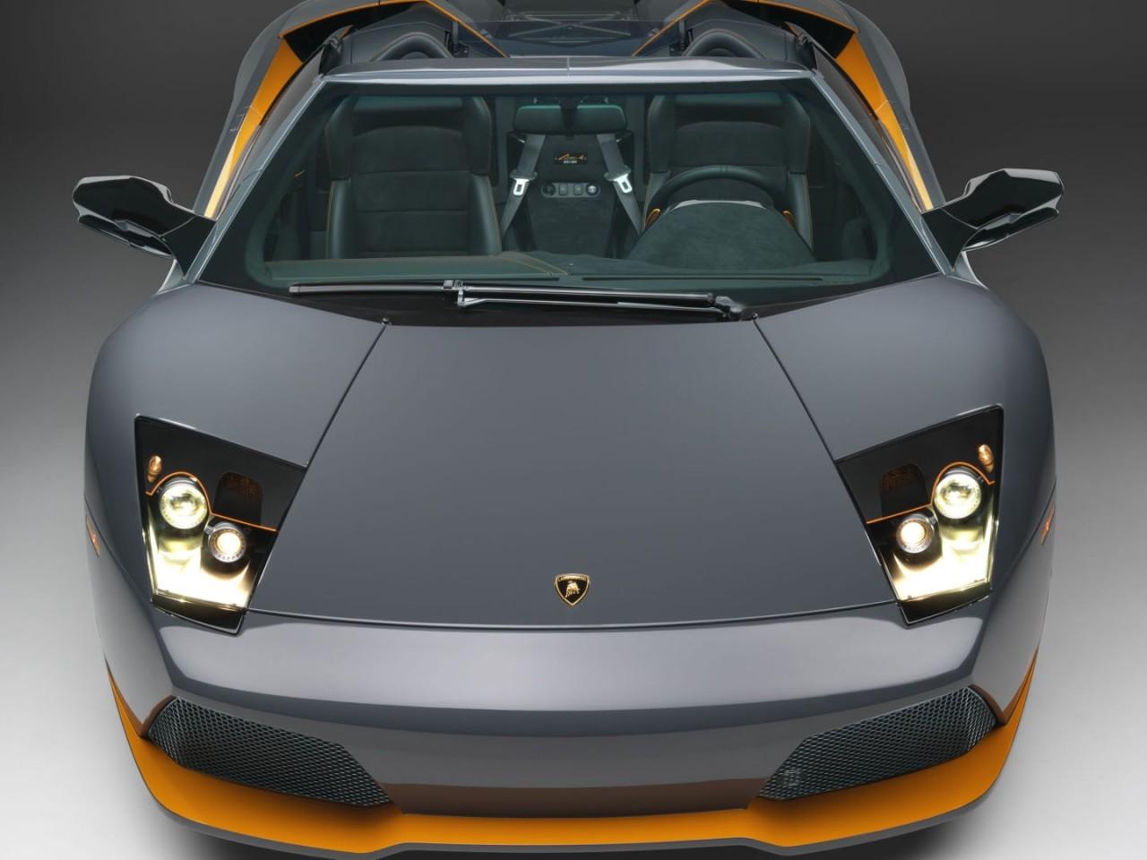 Lamborghini Roadster Wallpaper Hd Wallpapers