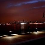 City streetlight wallpaper