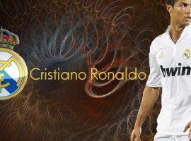 Cristiano Real Madrid Wallpaper