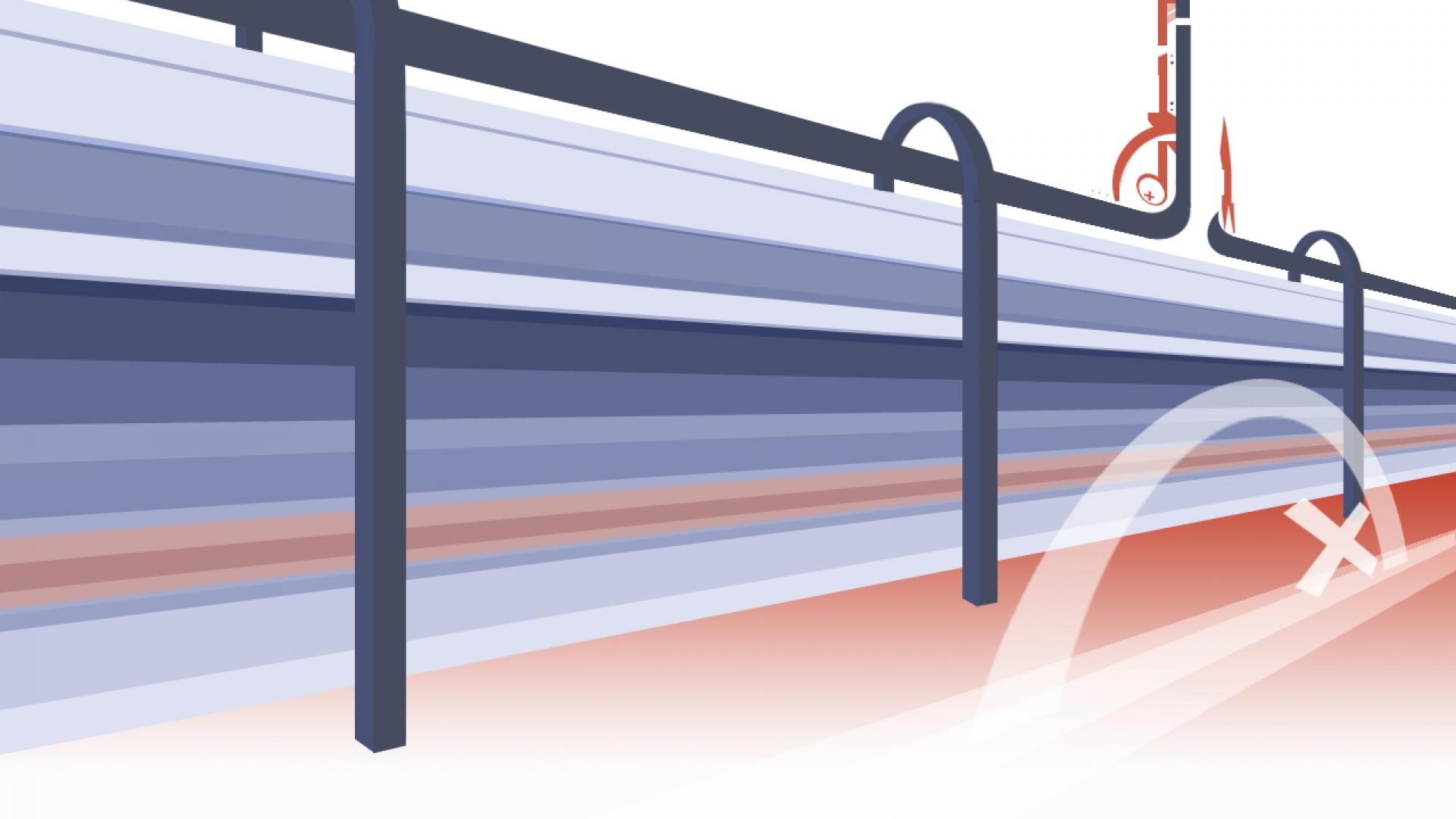 Linear Vector Wallpaper