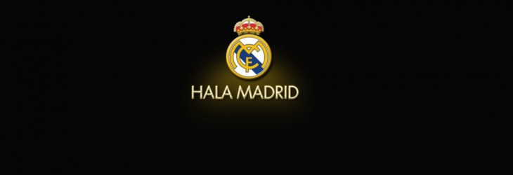 Real Madrid black Wallpaper