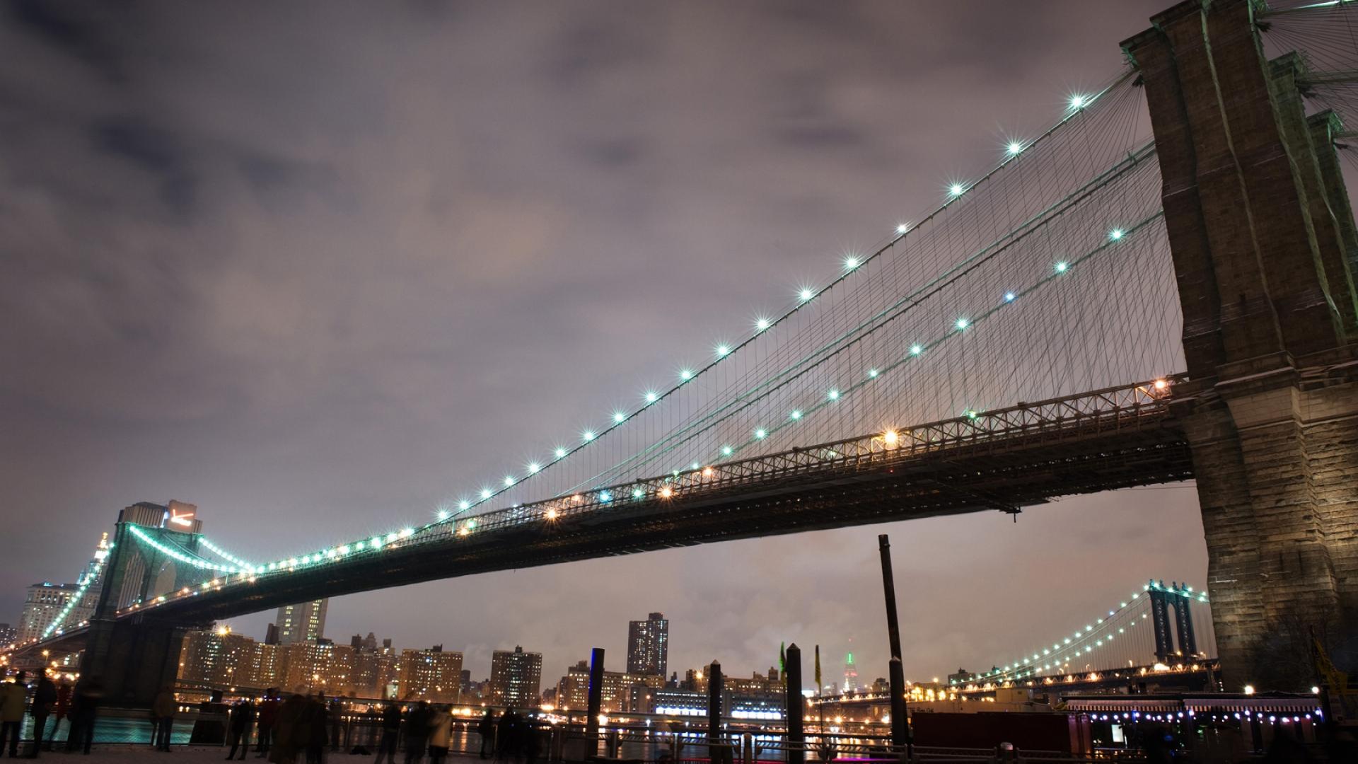 Brooklyn bridge wallpaper hd wallpapers - Bridge wallpaper hd ...