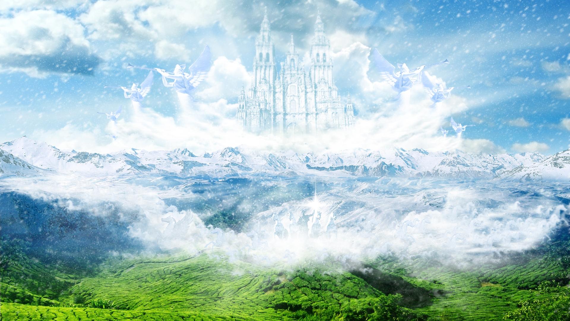 Frozen World Wallpaper