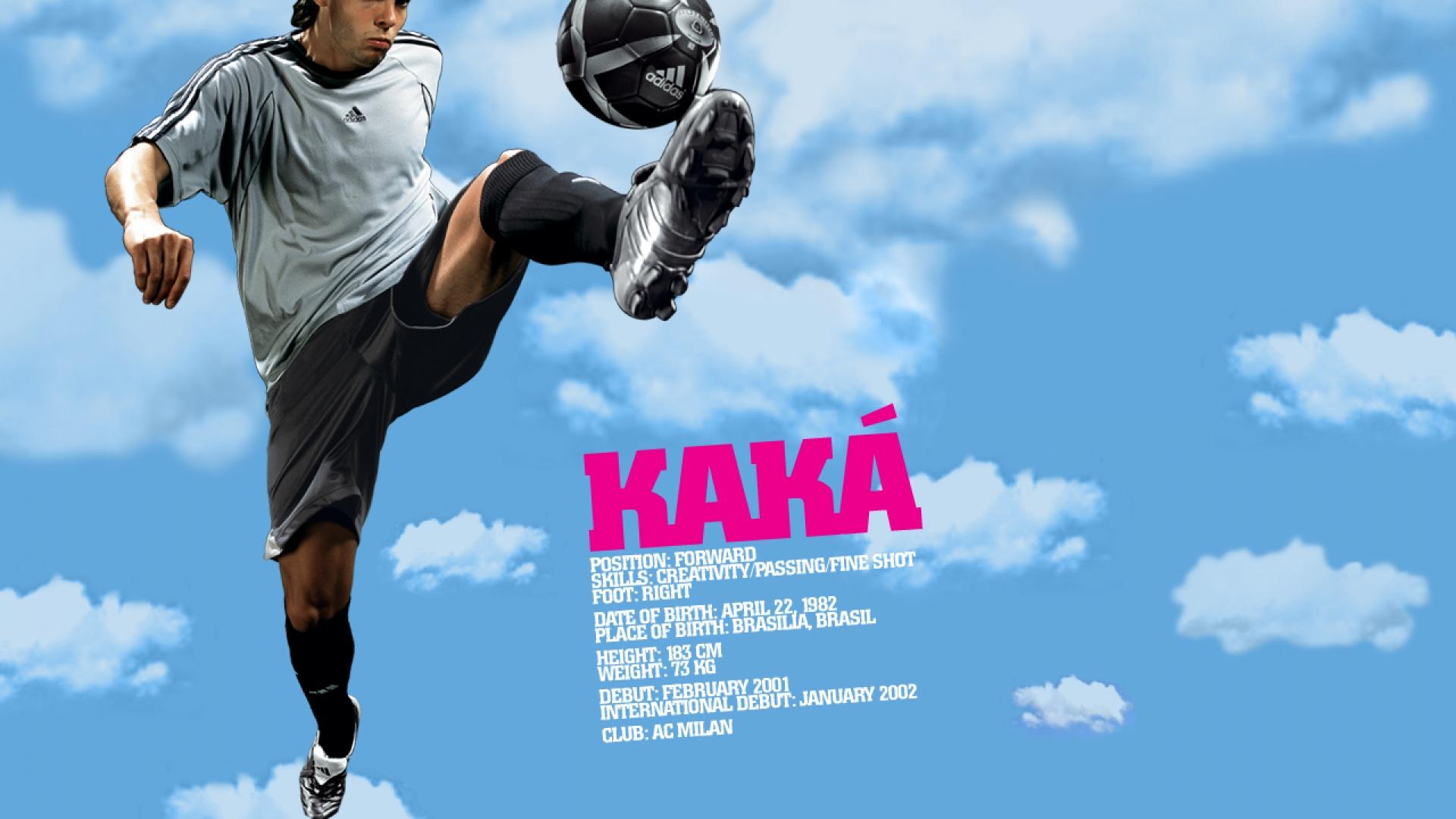 Kaka Soccer Wallpaper