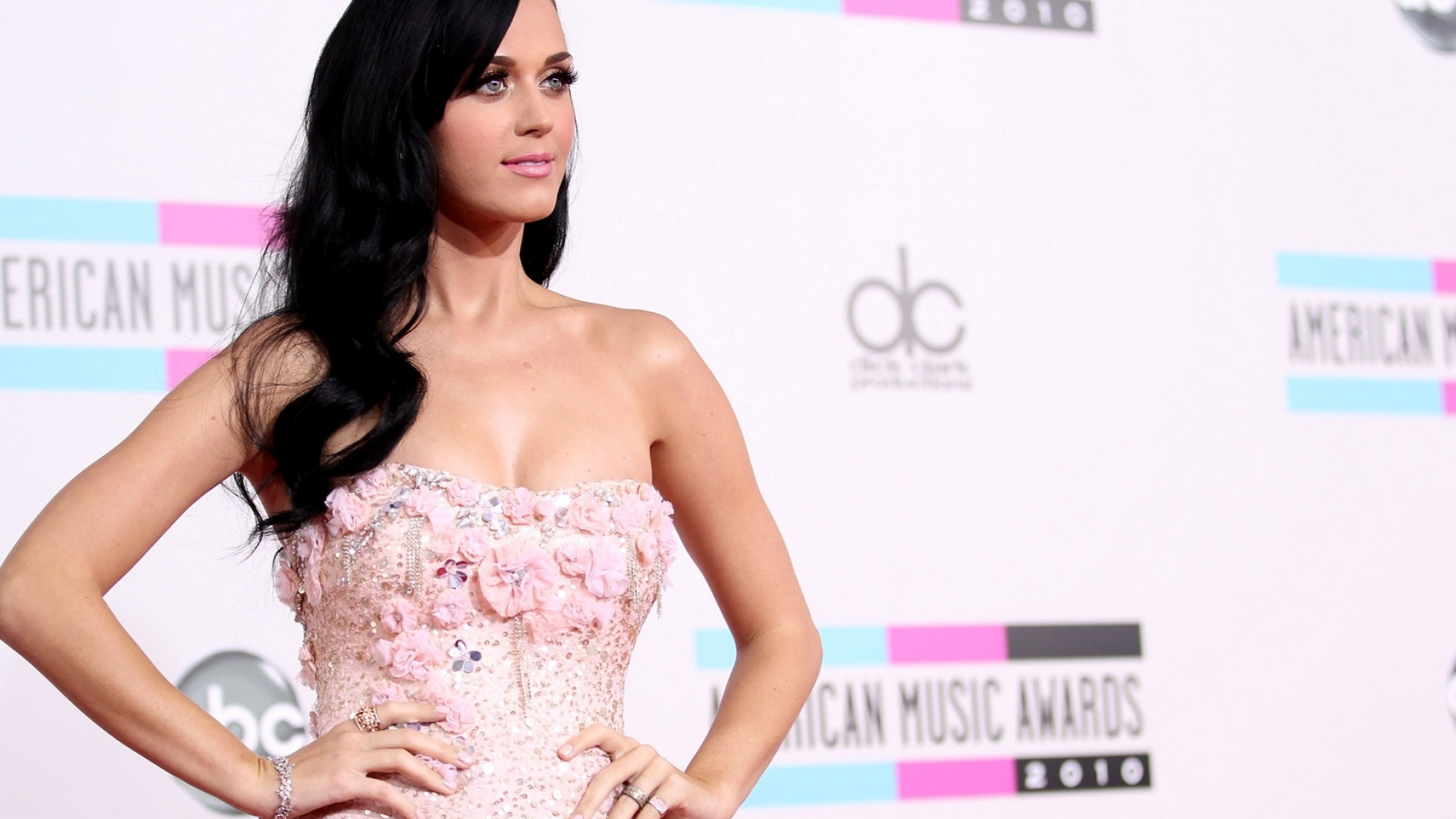 Katy Perry music awards wallpaper