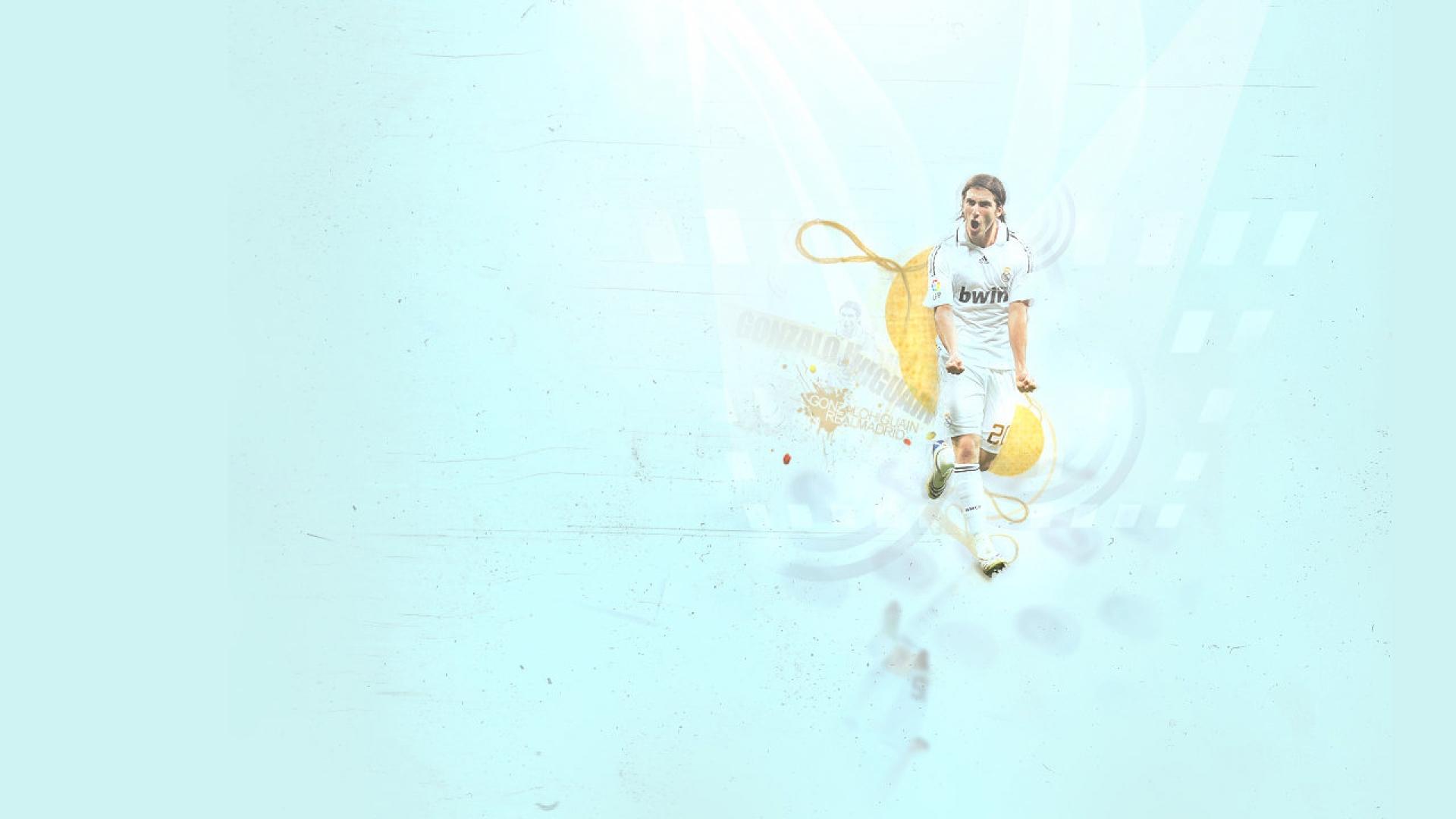 Real Madrid White Wallpaper