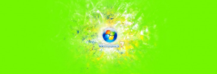 Windows 7 Bright Wallpaper