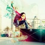360 flip wallpaper