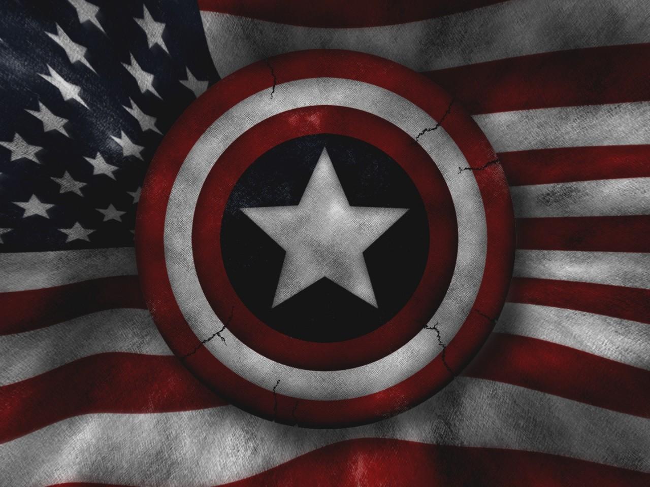 Logo Captain America Wallpaper For Iphone. Mandi Ka Design. View ...