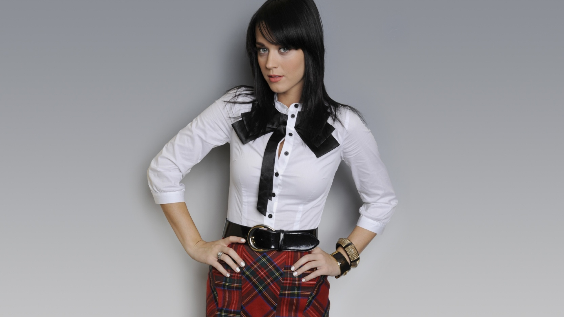 Katy Perry Schoolgirl Outfit Wallpaper  964425