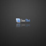 Minimal Linux wallpaper
