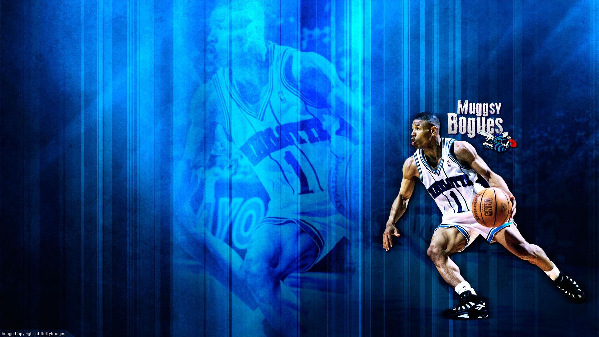 Muggsy Bogues basketball wallpaper