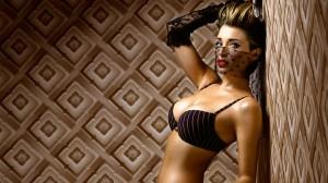 Dannii Minogue wallpaper