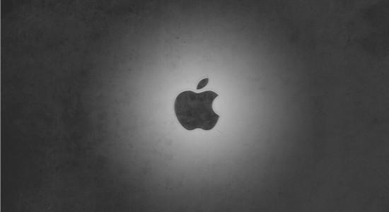Grunge Apple Wallpaper