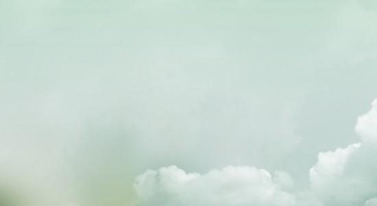 Minimal clouds wallpaper