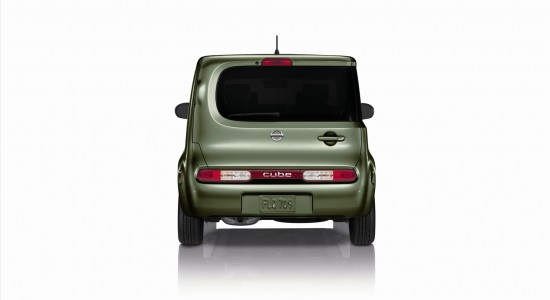 Nissan Cube Car Wallpaper