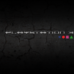 Playstation 3 Carbon Wallpaper