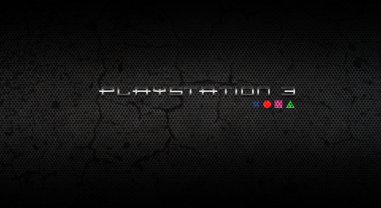 Playstation 3 Carbon Wallpaper
