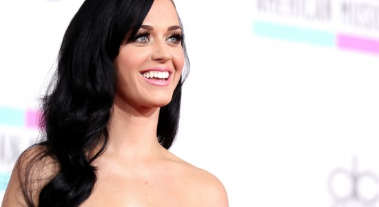 Katy Perry Smiling wallpaper