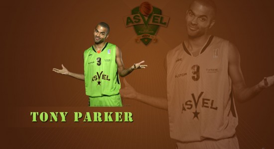 Tony Parker Basket Ball wallpaper