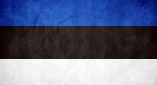 Estonia Flag Wallpaper