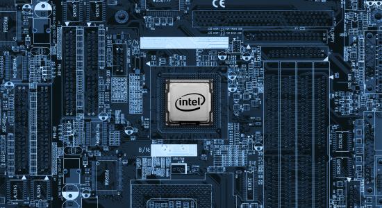 Intel Processor Wallpaper