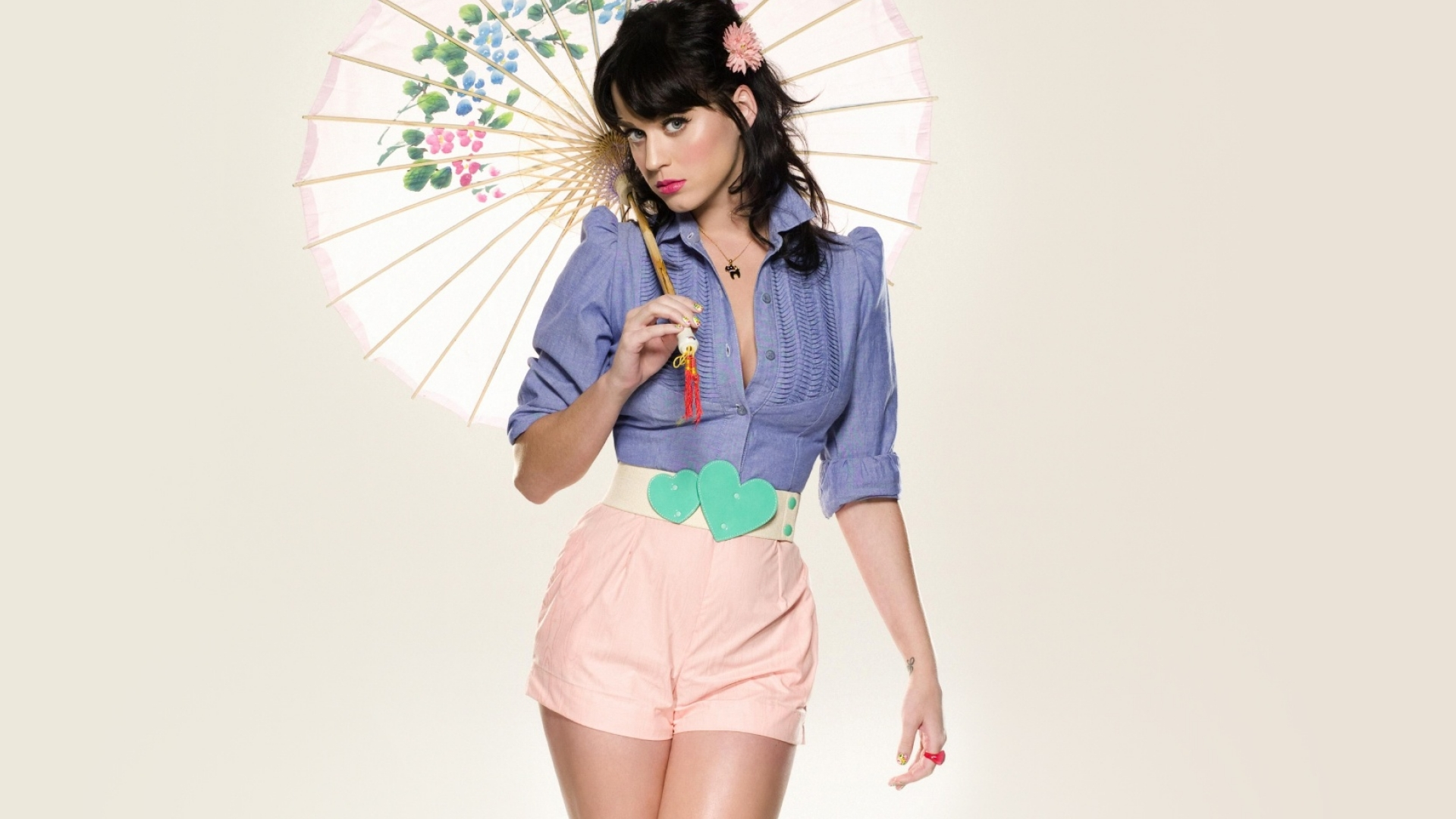 Katy Perry innocent wallpaper