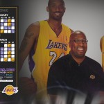 LA Lakers 2012 Schedule