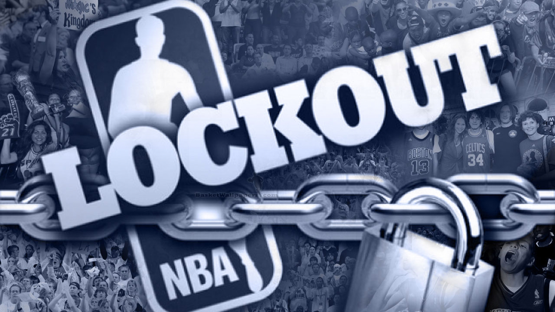 NBA Lockout Wallpaper