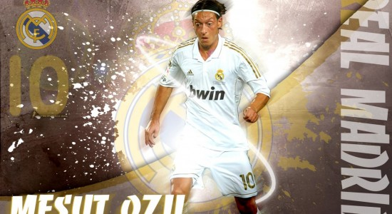 Real Madrid Wallpaper Mesut Ozil