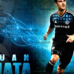 Chelsea Wallpaper Juan Mata