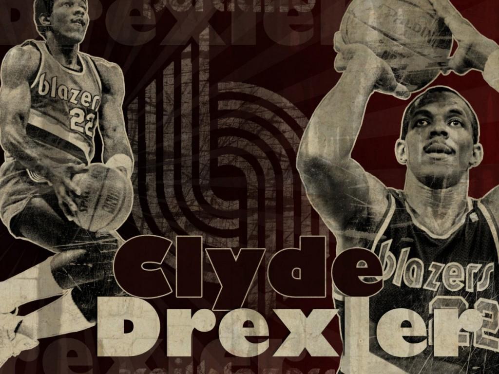 clyde drexler wallpaper - photo #5