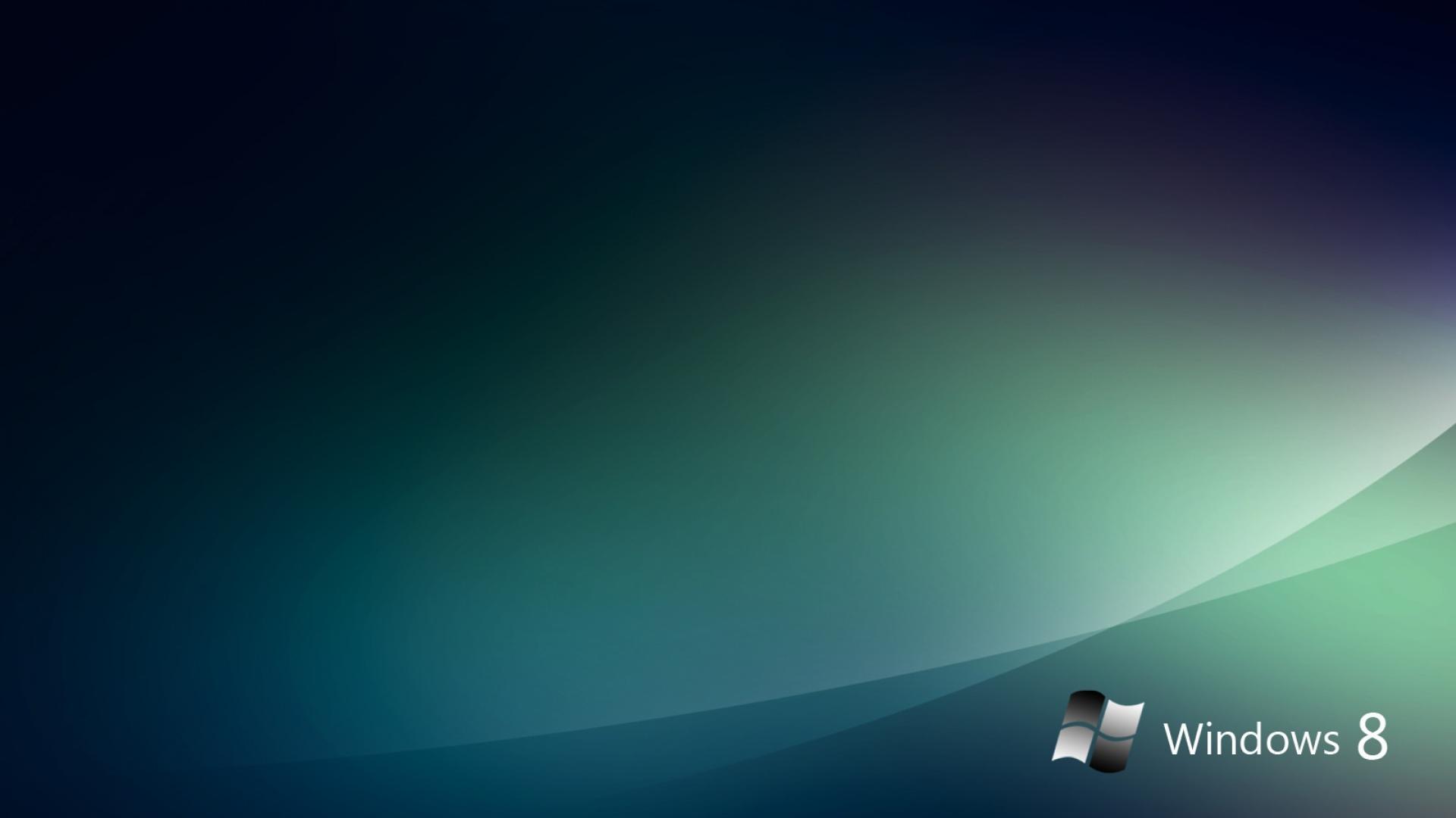 Dark Windows 8 Wallpaper