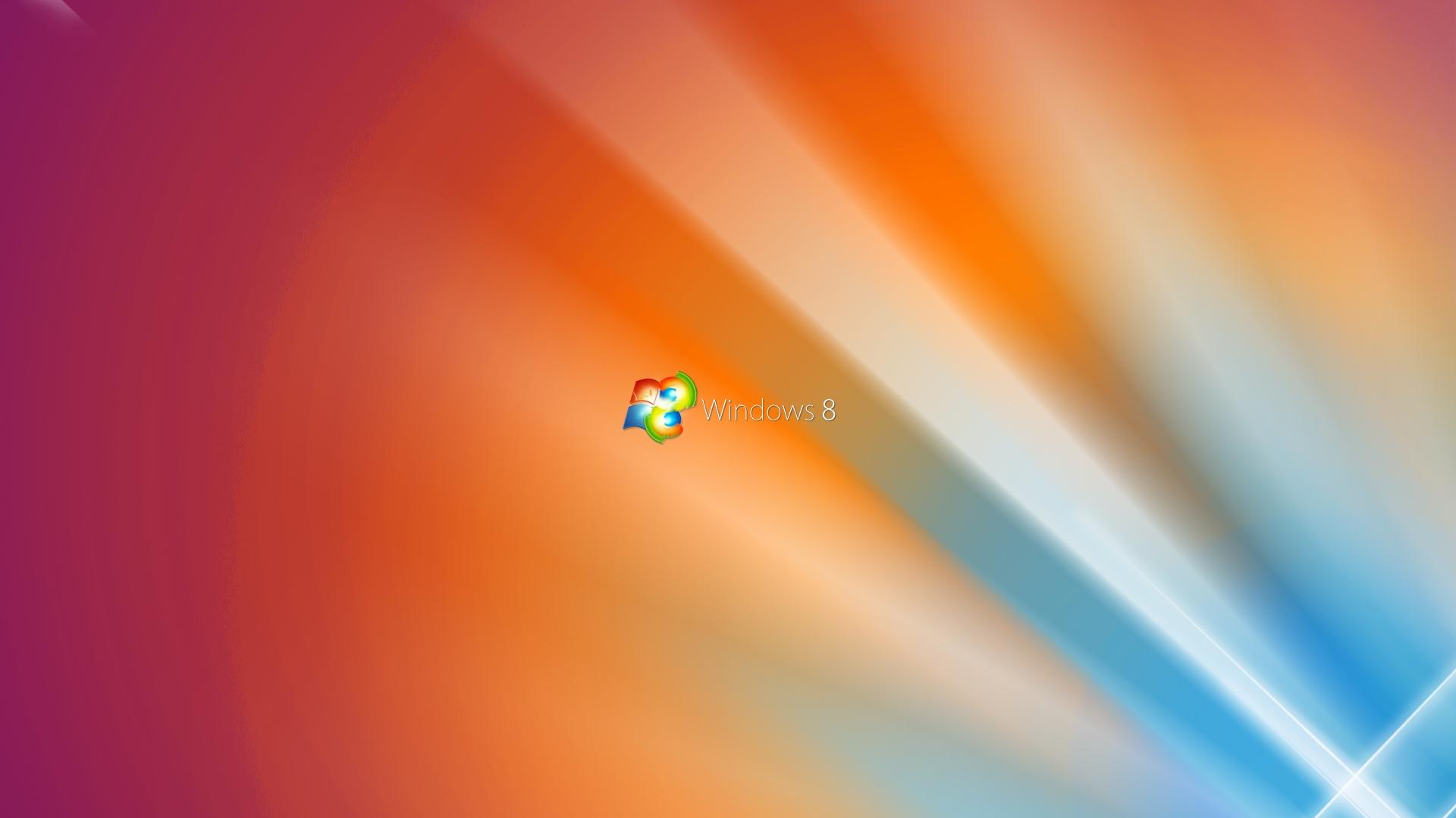 Windows 8 Colours