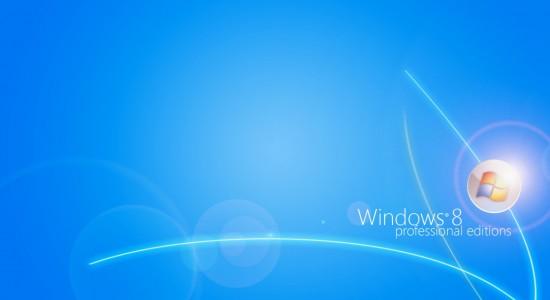 Windows 8 Professional Wallpaper