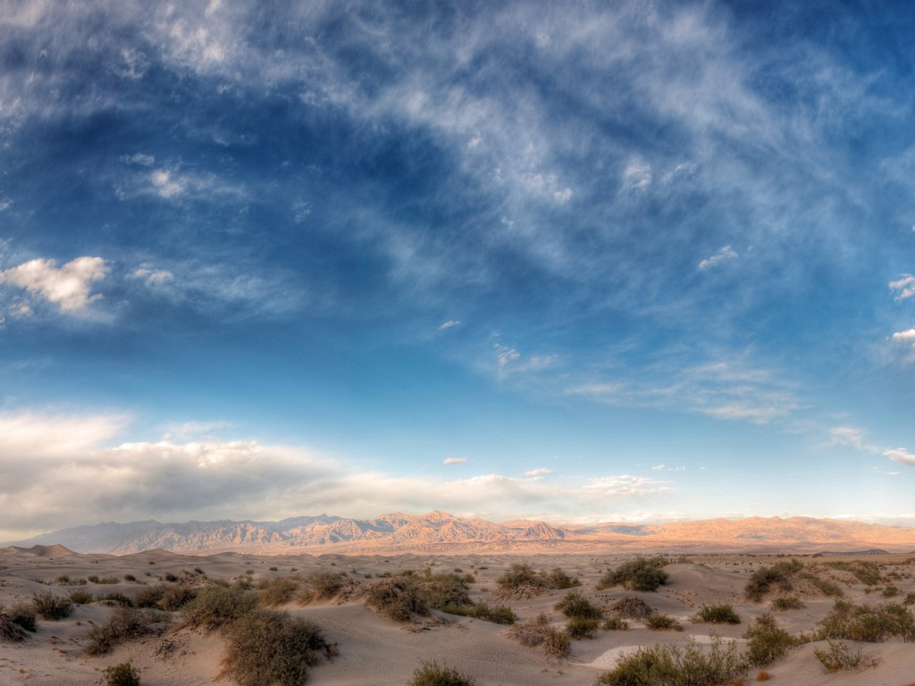 Blue sky landscape wallpaper - HD Wallpapers