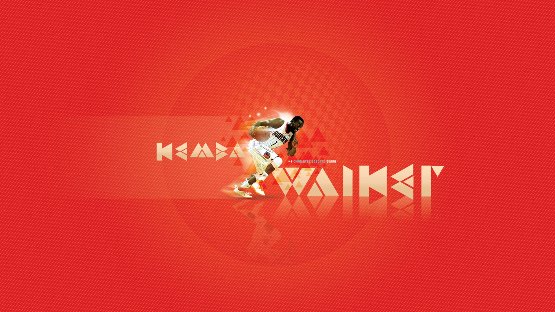 Kemba Walker Bobcats wallpaper