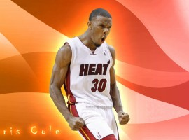 Norris Cole Basket Ball wallpaper
