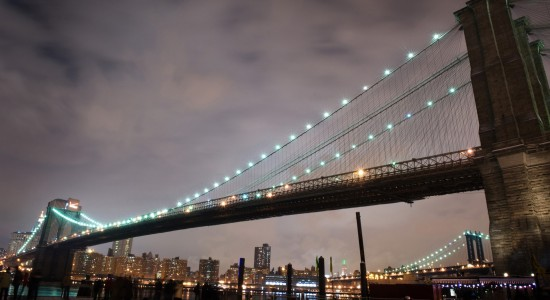 City Bridge Wallpaper