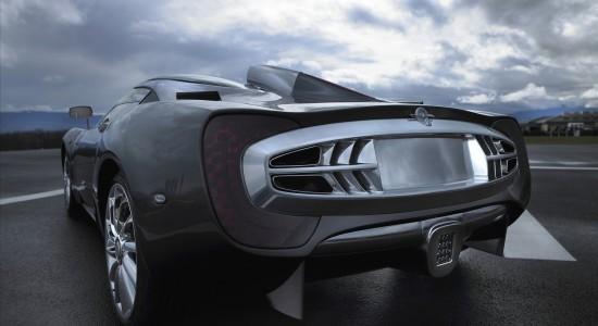 High performance car wallpaper