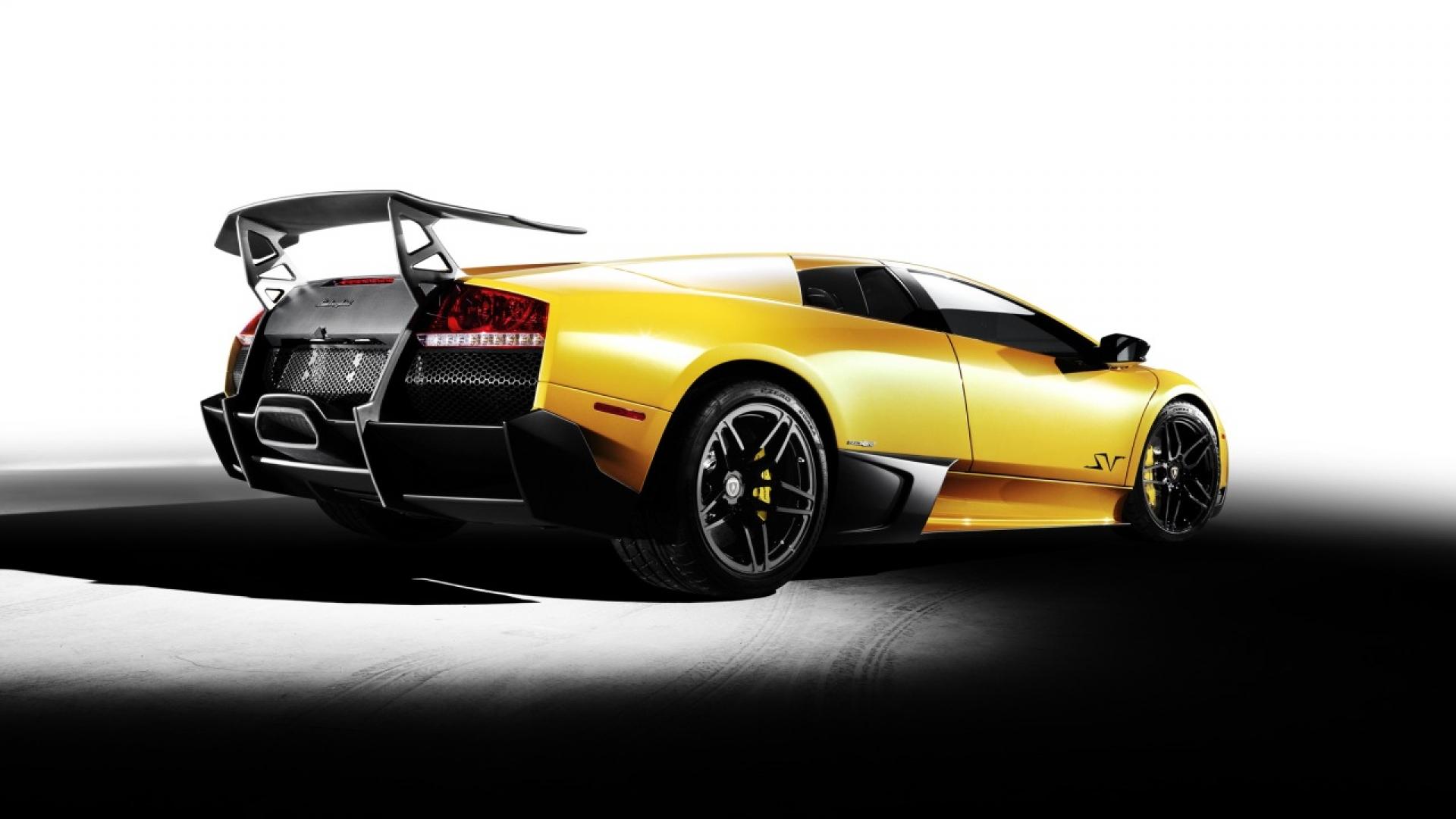 Lamborghini Superveloce Wallpaper