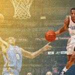Russell Westbrook 2012 Basketball wallpaper